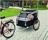 Premium Fahrradanhnger Hunde Hundefahrradanhnger Fahrrad Anhnger Bis 40 KG belastbar