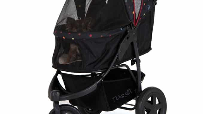 TOGfit Pet Roadster Hundebuggy